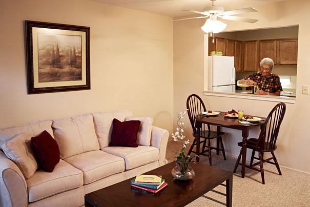 American House Hazel Park Apartment